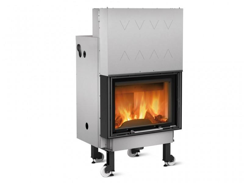 chimenea calefactora segunda mano