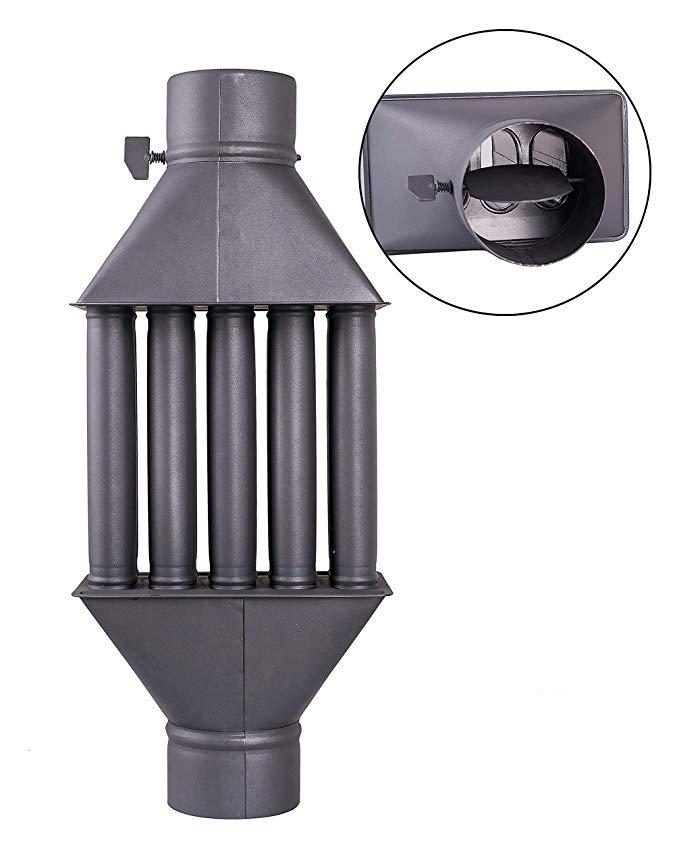recuperador de calor para chimeneas opiniones